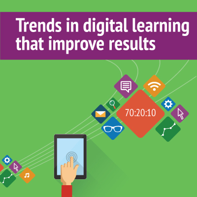 Webinar Trends in Digital Learning resource