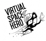 Virtual Space Hero logo