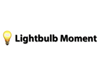 Lightbulb Moment logo sq