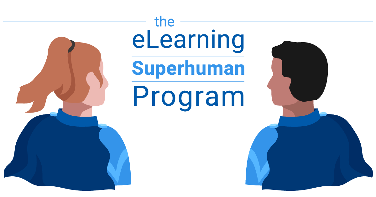 The eLearning superhuman program thumb