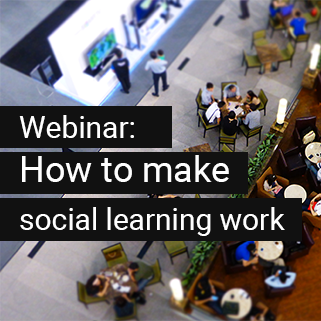 webinar social learning cover resources