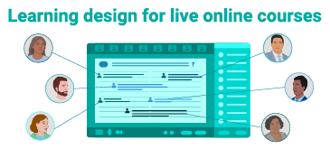 Learning design for live online courses Thumbnail