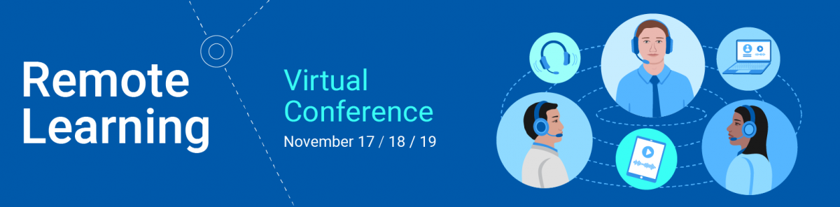 Remote Learning virtual conference