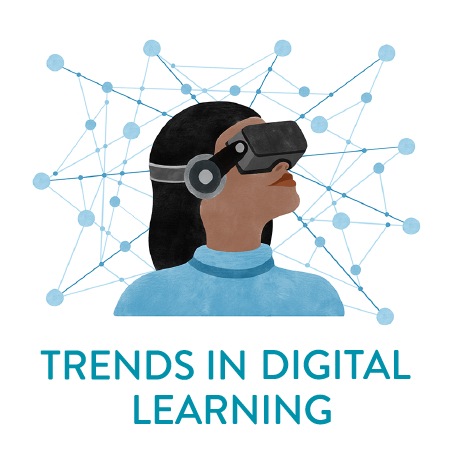 Trends in digital learning Resources